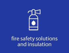 Fire safety solutions and insulation - photogallery